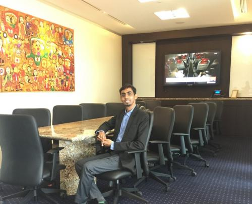Indonesia Conference Room